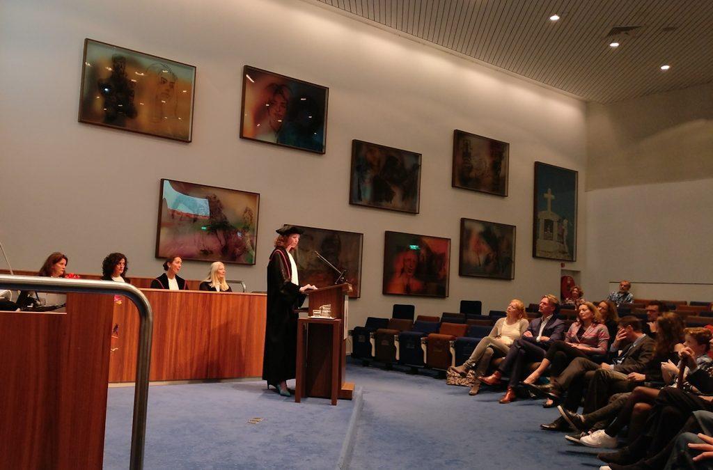 Oratie Esther Kluwer