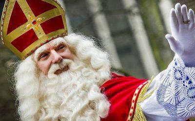 'Sinterklaas bij de schoonfamilie' – column